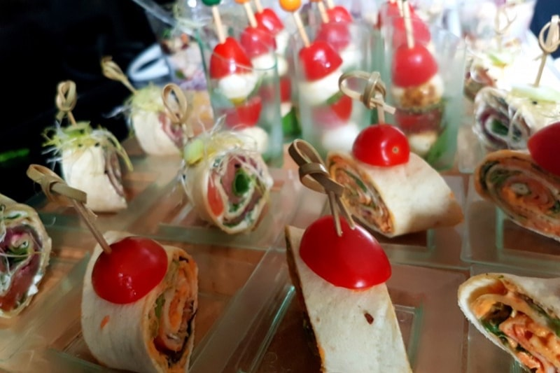 2Tasty Catering Food