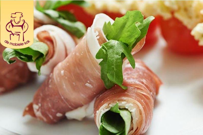 De Mobiele Kok Catering Food