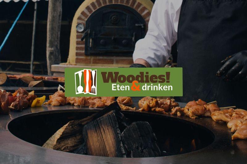 Woodies eten en drinken