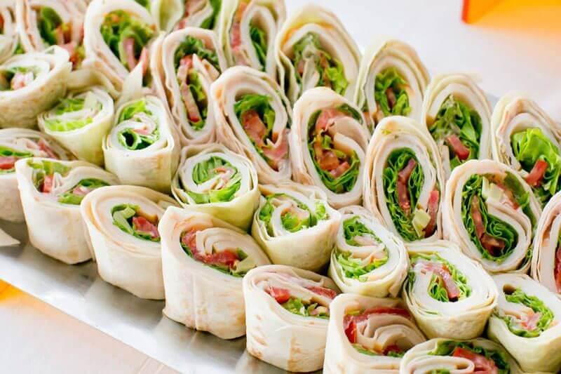 Bespaar tijd en geld om uw catering uit te besteden